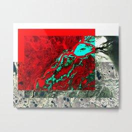 Tundrascape I Metal Print