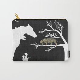 The Flying Forest Carry-All Pouch