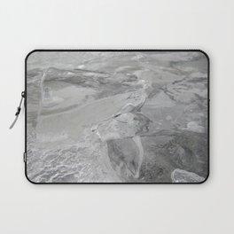 Ice on Water Laptop Sleeve