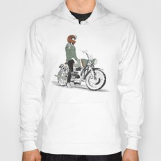 The Woman Rider Hoody