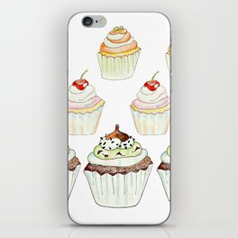 Have a Cupcake! iPhone Skin