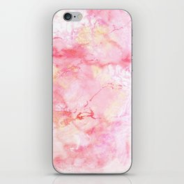 Marble Sunrise iPhone Skin