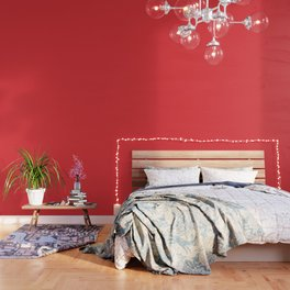 Celebration in Red ~ Firecracker Wallpaper