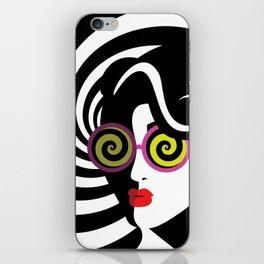 Hypnotize me iPhone Skin