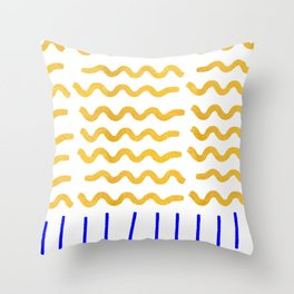 BELLA VITA Throw Pillow
