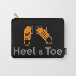 Heel & Toe Carry-All Pouch
