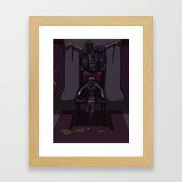 All to Myself Framed Art Print