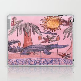 Swamp Hunt Laptop & iPad Skin