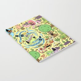 Ghost World Notebook