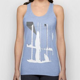 Midnight Call Unisex Tank Top