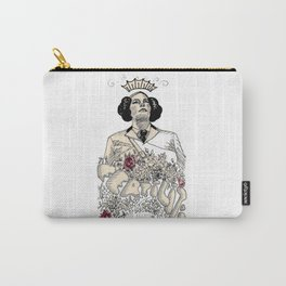 Woman sergeant queen Carry-All Pouch
