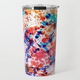 Wild Style - Splatter Style Travel Mug