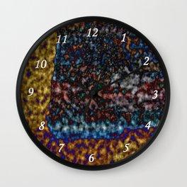 Colorful 06 Wall Clock