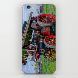 """Showmans Engine """"Lord Nelson"""" iPhone Skin"""