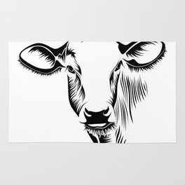 Holy Cow! Rug
