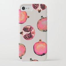 Pomegranate Pattern iPhone 7 Slim Case