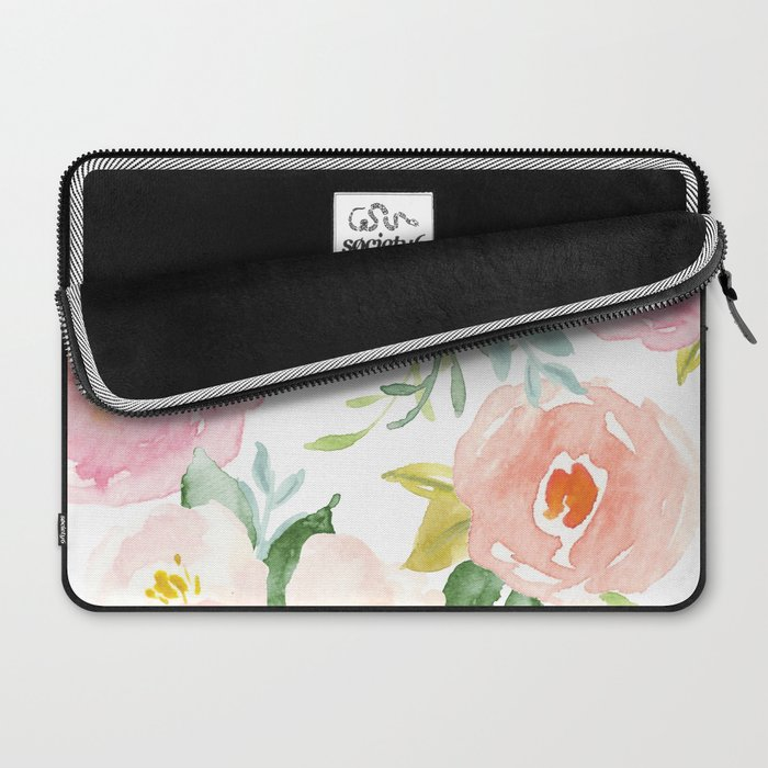 Floral 02 Laptop Sleeve