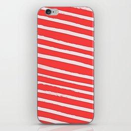 Candy Cane iPhone Skin