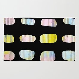 Light out of Darkness Rug