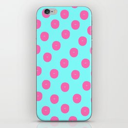 I Think These Are Donuts iPhone Skin