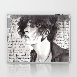 Matty Healy Laptop & iPad Skin