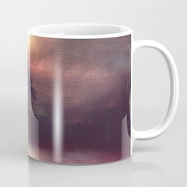 Hope in the pink water Coffee Mug