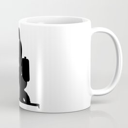Place for reading Coffee Mug