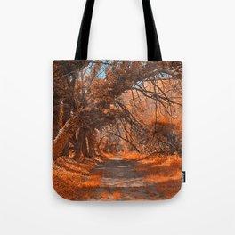 Wye Island Amber Trail Tote Bag