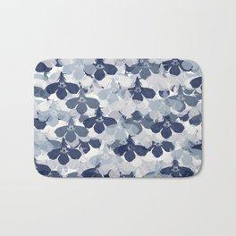 Abstract flower pattern 2 Bath Mat
