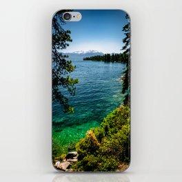 The Emerald Water iPhone Skin