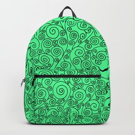 Minty Vines Backpack