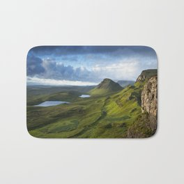 The Trotternish Ridge Bath Mat