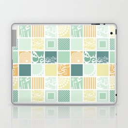 Squares-Light  Laptop & iPad Skin