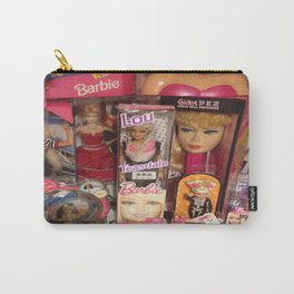 #BarbieLou with tomodachi  Carry-All Pouch