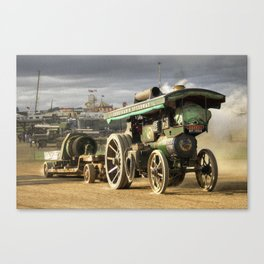 Gigantic at the Fair  Canvas Print