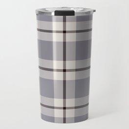 big light weave monochrome Travel Mug