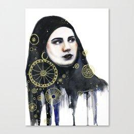 SKAM Sana Bakkoush Canvas Print