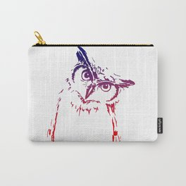Mighty Owl Carry-All Pouch
