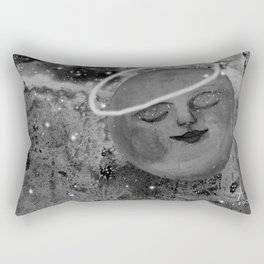 In the Stardust of a Dream Rectangular Pillow