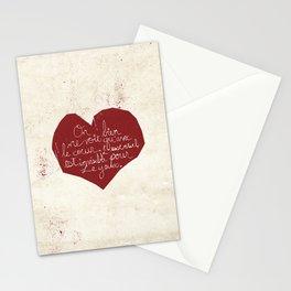 Le Cœur Stationery Cards