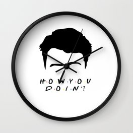 Friends - Joey Wall Clock