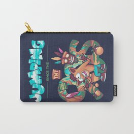 Jumping Since The 90s Carry-All Pouch