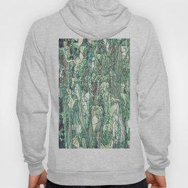 Abstract green Hoody