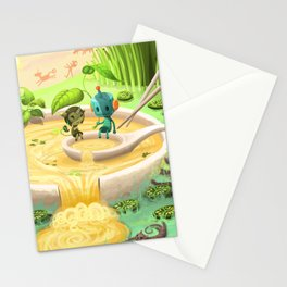 What the Pho Stationery Cards