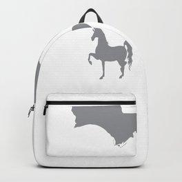 Unicorns Love Florida Backpack