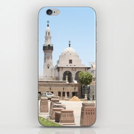 Temple of Luxor, no. 15 iPhone Skin