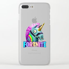 Fortnite Epic Clear iPhone Case