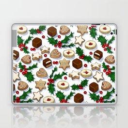 Christmas Treats and Cookies Laptop & iPad Skin