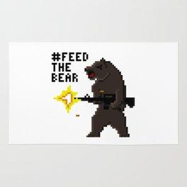 Bear Arms #2 Rug