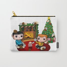 The Trouble with Christmas Carry-All Pouch